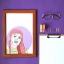 Mi Proyecto del curso: Fotografía profesional para Instagram. Um projeto de Design gráfico, Fotografia e Ilustração de Miss Sarie Stein - 23.01.2020