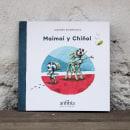 Maimai y Chiñol — 2019. Un projet de Illustration, Écriture, Aquarelle et Illustration jeunesse de Andrés Rodríguez Pérez - 13.07.2019