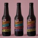 Una Cerveza (Packaging). Un progetto di Cop, writing , e Packaging di Vibranding - 27.01.2020