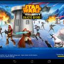 Star Wars: Galactic Defense. Um projeto de Desenvolvimento de videogames, Design de videogames e Videogames de Hernán Espinosa - 29.01.2020