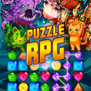 Monster Match: Puzzle Adventure. Um projeto de Desenvolvimento de videogames, Design de videogames e Videogames de Hernán Espinosa - 29.01.2020