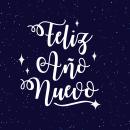 Happy New Year Animation. Un proyecto de Animación, Diseño gráfico, Animación 2D y Diseño de carteles de Cristina Ygarza - 03.01.2020