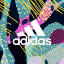 Adidas Print. A Fashion Design & Illustration project by Vero Escalante - 01.30.2020