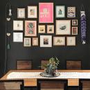 Renovación de color y marcos. Um projeto de Arquitetura de interiores, Design de interiores e Arte urbana de El Pez Enmarcado - 30.01.2020