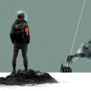 Digital #Collage 2020. Um projeto de Design, Colagem e Design digital de Gabriel Suchowolski · microbians - 01.02.2020