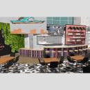 Interiorismo 3D. Un proyecto de 3D, Arquitectura y Arquitectura interior de José Zappata - 04.02.2020