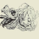 Contemporary Bestiary. A Artistic drawing & Illustration project by Marco Mazzoni - 02.04.2020