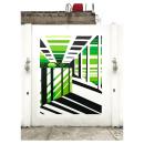 22nd Floor.. Un proyecto de Diseño, Ilustración, Diseño gráfico, Diseño de iluminación, Pintura, Arte urbano, Creatividad, Concept Art y Pintura acrílica de bures - 04.02.2020