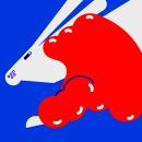 Winter Rabbit. Un progetto di Design, Motion Graphics e Illustrazione vettoriale di Walter Conci - 04.02.2020