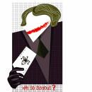The joker . Un proyecto de Ilustración de Yamel Minutti - 05.02.2020