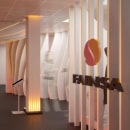 FAINSA - SHOWROOM - DISEÑO DE INTERIORES Y 3D. Un proyecto de 3D, Arquitectura interior, Diseño de interiores, Modelado 3D, Decoración de interiores, Arquitectura digital, Diseño 3D e Interiorismo de Andrea Rodríguez Fornieles - 01.10.2019