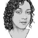 Retratos Casatinta. A Portrait Drawing, and Portrait illustration project by ZURSOIF Miguel Bustos Gómez - 02.05.2019