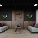 Diseño Interior de Oficinas en Bogotá Colombia. A Interior Architecture, Interior Design, 3d modeling, Design 3D & Interior Decoration project by Gerley Cantor - 02.05.2020