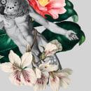 Collage Digital. Un proyecto de Ilustración, Bellas Artes y Diseño digital de Elias Flores - 01.02.2020