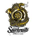 Sourkrauts Clothing. Um projeto de Design de moda e Ilustração de Alex Patrocinio Guerrero - 11.02.2020