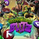 TMNT: Booyakasha Blitz (Nickelodeon). Un proyecto de Desarrollo de videojuegos y Diseño de videojuegos de Luis Daniel Zambrano - 14.04.2014