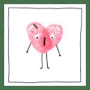 LOVE /. . Um projeto de Animação 2D e Ilustração de Pamela Moure Bisaglia - 13.02.2020
