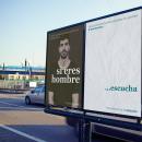 Fotografía y Diseño Publicitario: Si Eres Hombre. Um projeto de Fotografia, Design gráfico, Design de cartaz e Design digital de Kike Martínez - 12.07.2019