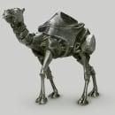 Camello Mecánico para Nissan. Um projeto de Ilustração digital de Zeppelin - 17.02.2020