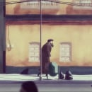 Un día mágico para Benicio. Um projeto de Animação 3D de Zeppelin - 17.02.2020