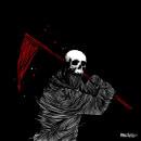 Inktober - Dark October. Un progetto di Illustrazione di Marv Castillo - 18.02.2020