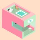 Una pequeña casa. Un proyecto de Diseño de iluminación de Madalina Mocanu - 19.02.2020