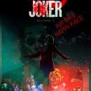 The joker poster. Un proyecto de Ilustración y Concept Art de Yamel Minutti - 19.02.2020