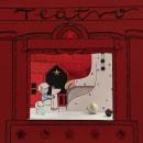 Mi Proyecto del curso: La Pajarita de Papel. Um projeto de Ilustração, Design editorial, Artes plásticas e Criatividade de Anita Kra - 19.02.2020