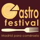 Flyer Gastro Festival. Um projeto de Design gráfico de Alejandro Rodríguez Bernal - 01.01.2018