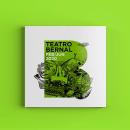 Teatro Bernal. Febrero - Junio 2020.. Un proyecto de Ilustración, Publicidad, Diseño editorial, Diseño gráfico y Collage de ZRVK - 01.02.2020