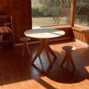 My project in Professional Woodworking for Beginners course. Um projeto de Artesanato de Yann Verbeke - 15.02.2020