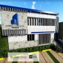 Diseño + Remodelacion Espacio de oficimas . Um projeto de 3D, Arquitetura, Arquitetura de interiores, Design de interiores, Animação 3D, Decoração de interiores, Arquitetura digital e Design de espaços comerciais de abel gomez - 24.02.2020