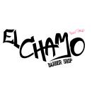 El chamo barber shop. Un proyecto de Diseño, Diseño de logotipos y Diseño tipográfico de Alejandro Gonzalez Masiello - 17.07.2020