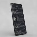 Diseño de Prototipo App Móvil para ver Películas. Um projeto de Design, Design gráfico, Design de produtos e Design de apps  de Kike Martínez - 24.02.2020
