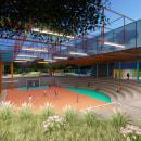 PARQUE LOS SAUCES. Un proyecto de Arquitectura de Linda Bautista - 06.12.2019