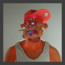 Real mutant. Um projeto de Motion Graphics, Animação de personagens, Animação 3D e Design de personagens 3D de Jose Mateu - 29.01.2020