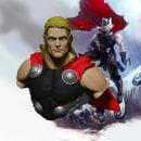 Mi Proyecto del curso: Modelado de personajes en 3D. Un proyecto de Diseño de personajes de Yasser Gonzalez - 02.03.2020