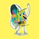 Explosión. Um projeto de Ilustração de Pamela Moure Bisaglia - 03.03.2019