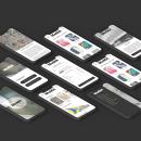 Diseño App MoMa. Un proyecto de UI / UX, Diseño gráfico y Diseño de apps de Bel Llull - 08.06.2019