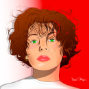 Anabelle Villechenoux.. Un proyecto de Creatividad, Diseño e Ilustración de Alejandro Gonzalez Masiello - 04.03.2020