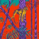 Amazonia - Especies amenazadas. Un proyecto de Ilustración e Ilustración digital de Gustavo Berocan - 02.10.2019