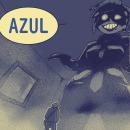 AZUL, cómic corto. Um projeto de Ilustração, Comic, Desenho e Roteiro de Aitor Peñaranda - 05.03.2020