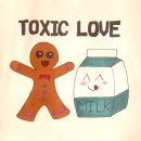 toxic love. Un proyecto de Ilustración de Verónica Lara Mantas - 06.03.2020