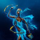 Photoshop 30th Anniversary. Un proyecto de Fotografía, Dirección de arte, Retoque fotográfico, Animación 3D, Creatividad y Edición de vídeo de Mikeila Borgia - 07.03.2020