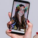 Mi Proyecto del curso: Filtros ilustrados para Facebook e Instagram Stories. Um projeto de Ilustração, Ilustração digital, Instagram e Marketing para Facebook de Beatriz Ramo (Naranjalidad) - 12.03.2020