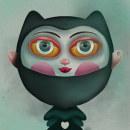 Mi Proyecto del curso: Ilustración digital con Procreate. Um projeto de Ilustração digital de Ana Rosa González Blanco - 13.03.2020