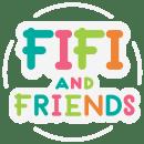 Fifi and Friends. Un projet de Character Design , et Direction artistique de Caio Martins - 15.03.2020