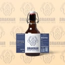 Drakkar - Craft Beer. A Design, Art Direction, Br, ing, Identit, Packaging, Product Design, and Vector Illustration project by Alvaro García Rodríguez - 03.01.2020