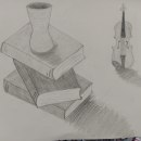 prueba selectividad, violin.... A Pencil drawing project by Abril Calero Ventura - 03.22.2020