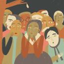 Nexos. Um projeto de Ilustração digital de Estelí Meza - 01.01.2020